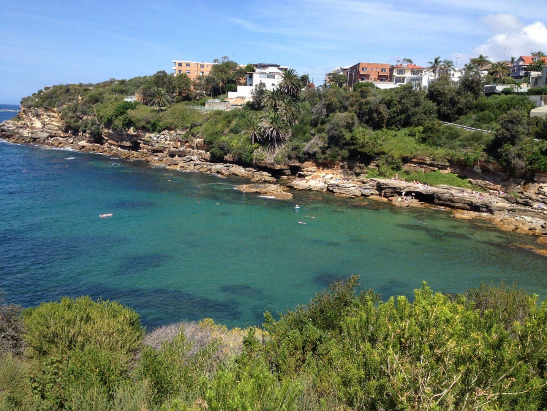 Clovelly Beach on the Bondi to Coogee Walk, Sydney