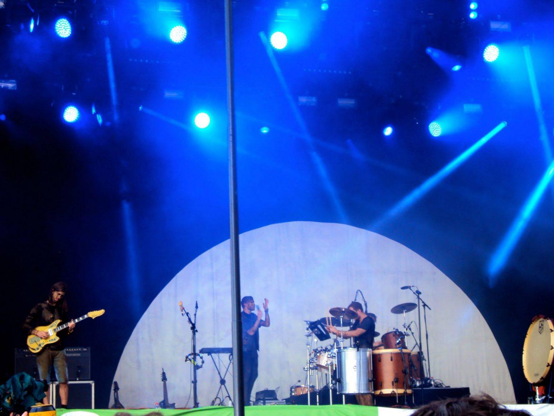 Imagine Dragons at Glastonbury Festival