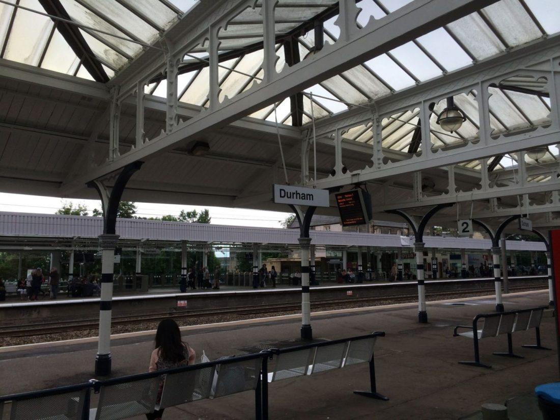 Durham train station