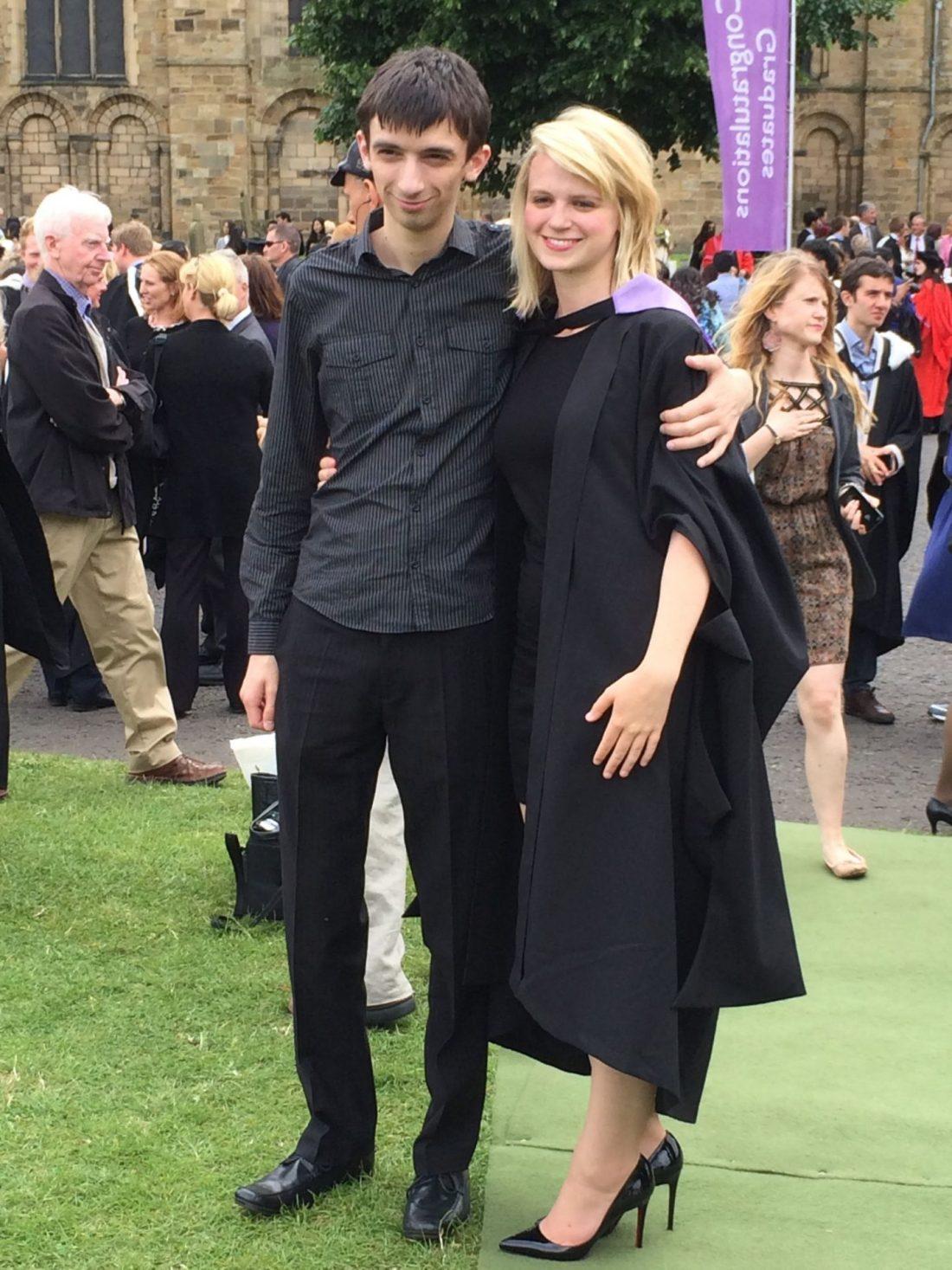 A Durham Graduation