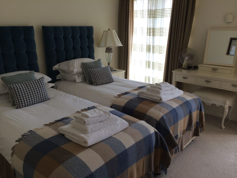 Bedroom at Hawkes Point, Cornwall