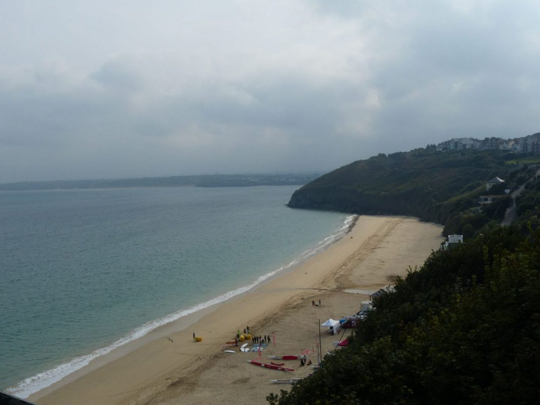 Views over Carbis Bay, Cornwall