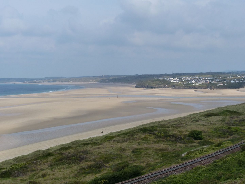 Porthkidney Beach, Cornwall