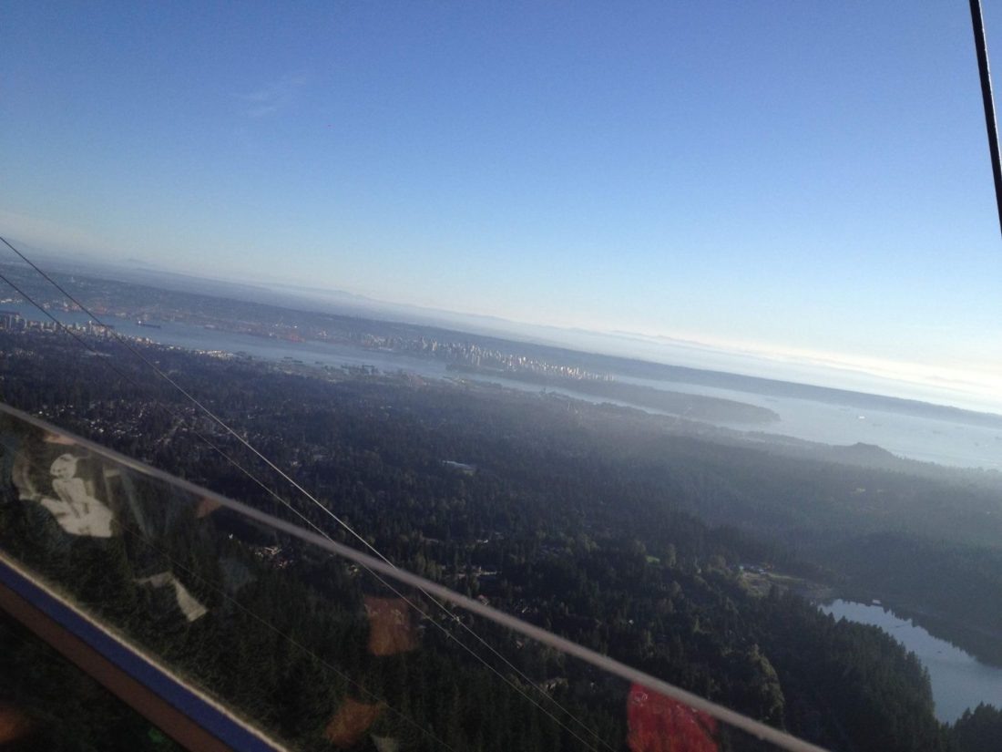 Views across Vancouver and British Columbia