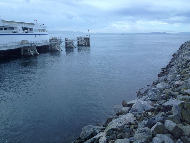 Tsawwassen Ferry Terminal, British Columbia