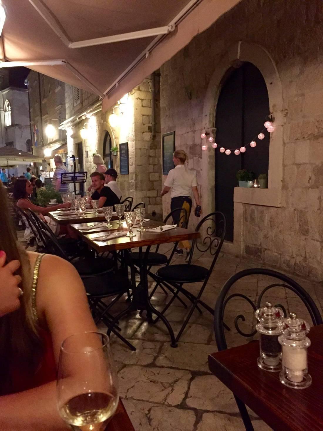 Zuzori Restaurant, Dubrovnik