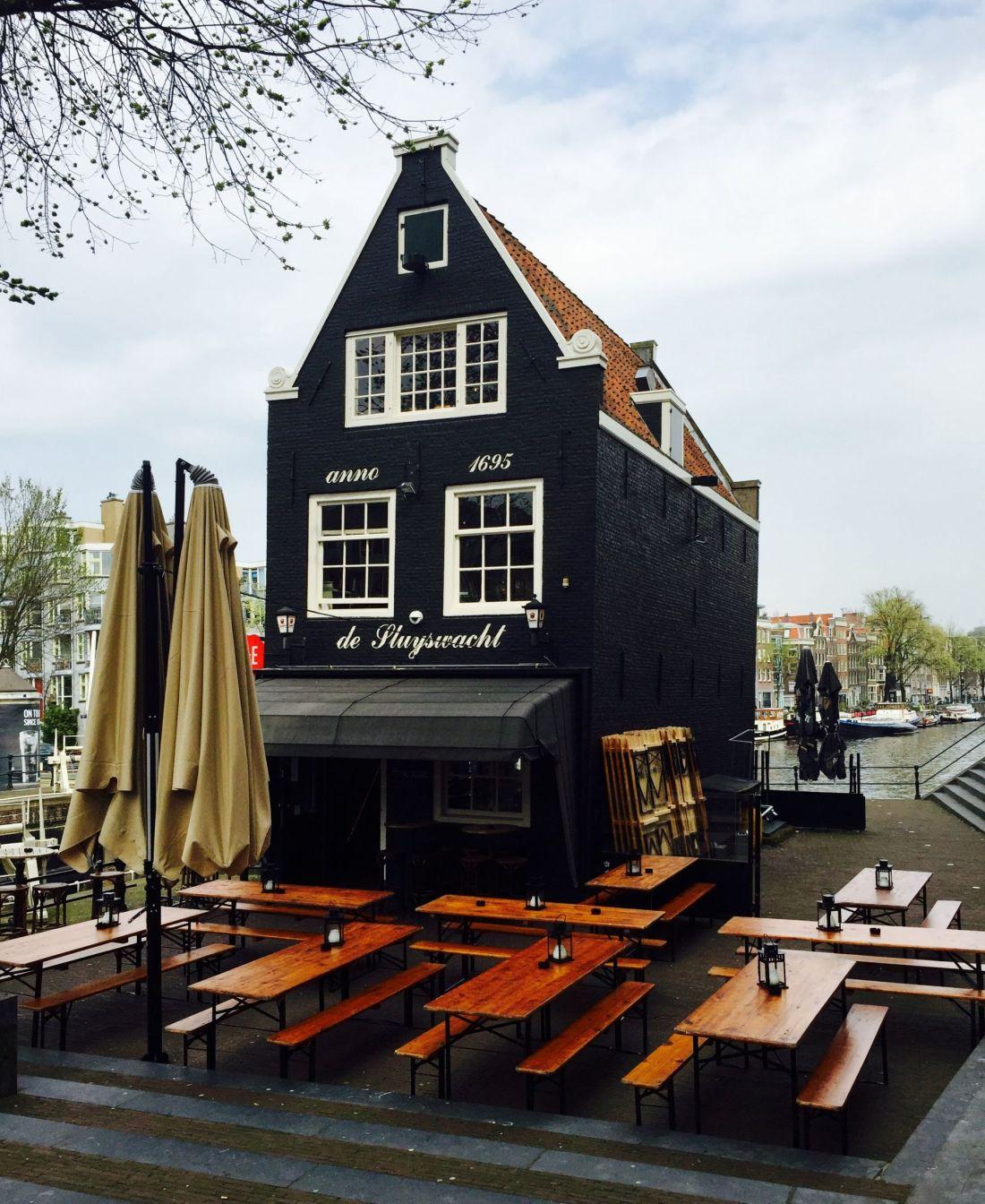 Sluyswacht, Amsterdam
