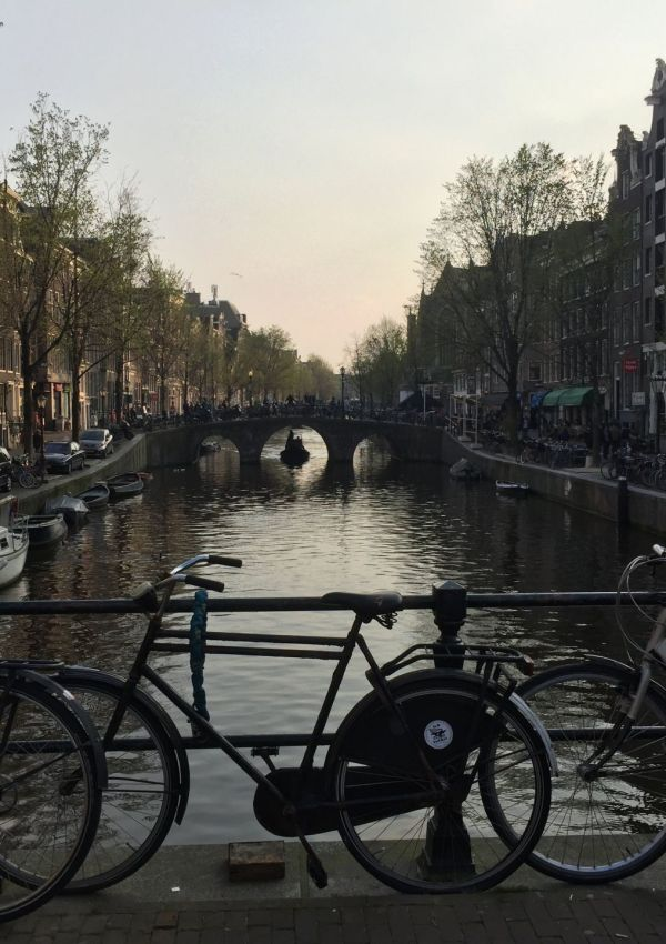 A Day in Amsterdam