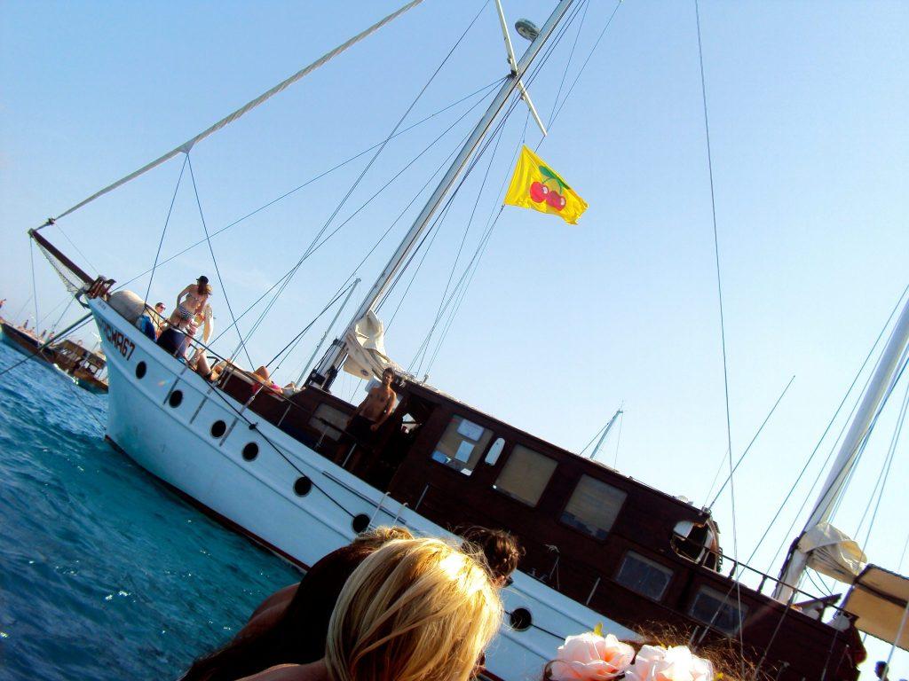 Pacha 67 Sailboat