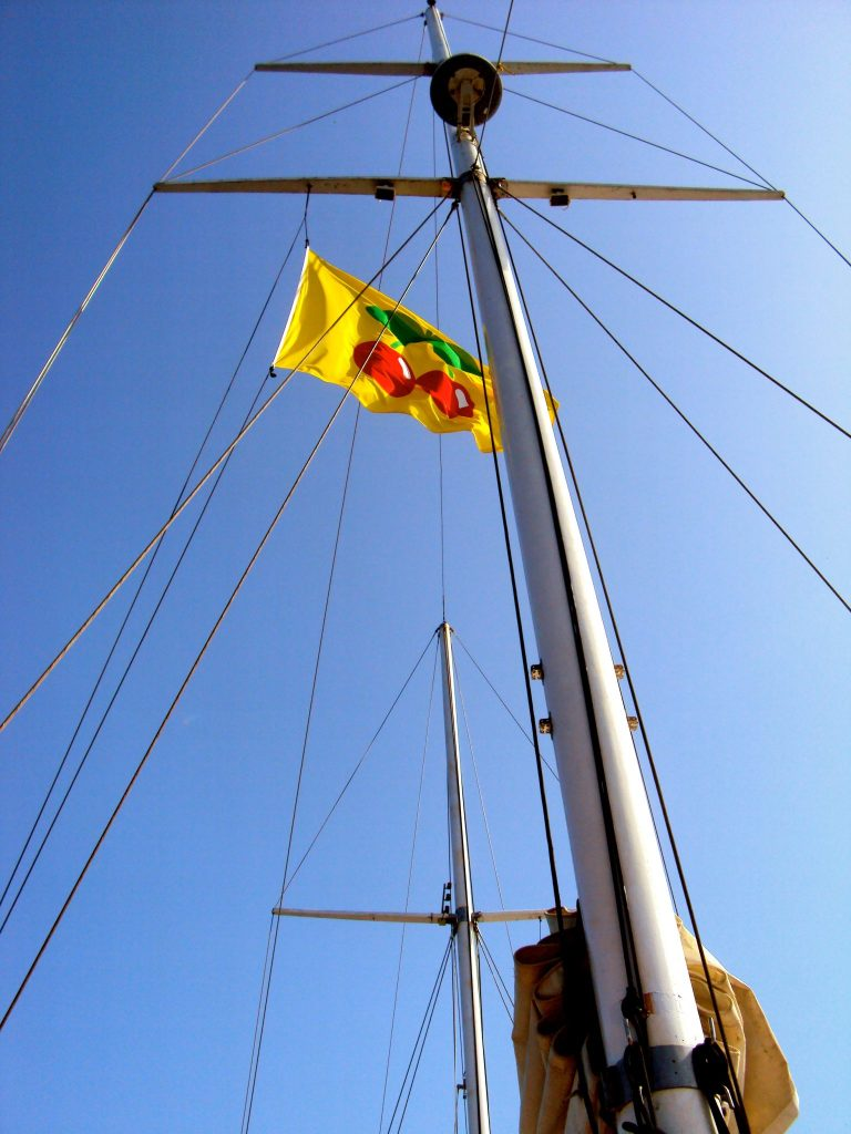 Pacha 67 Sailboat to Ibiza