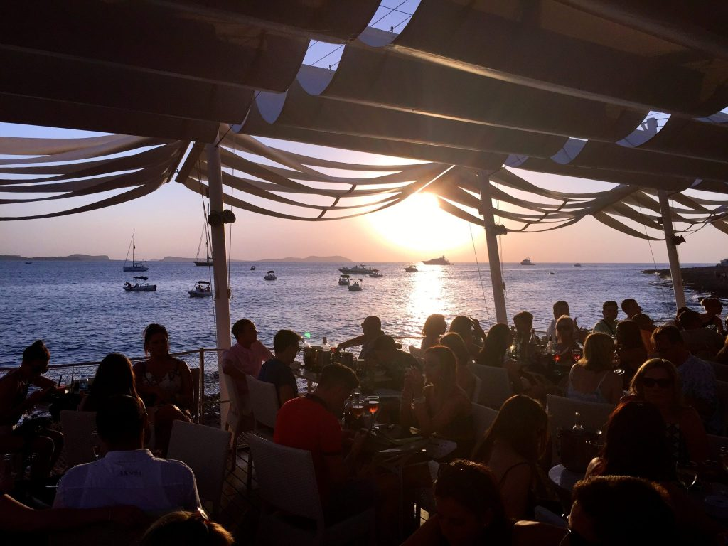 Cafe Mambo sunset, Sunset Strip