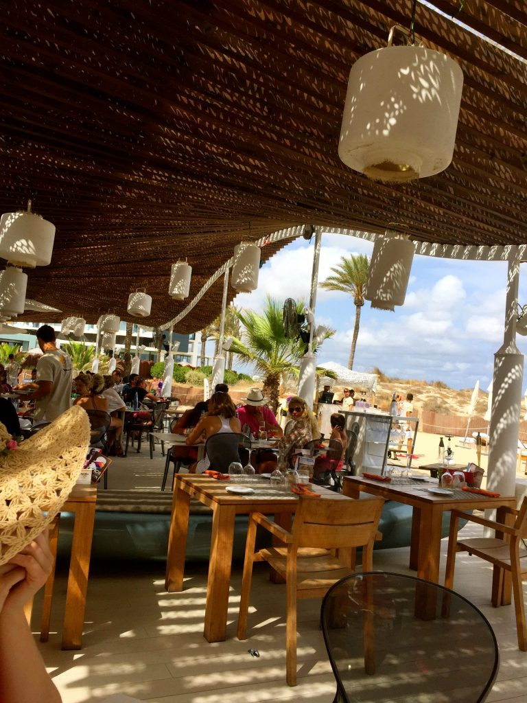 Beach Club at Hard Rock Hotel Ibiza