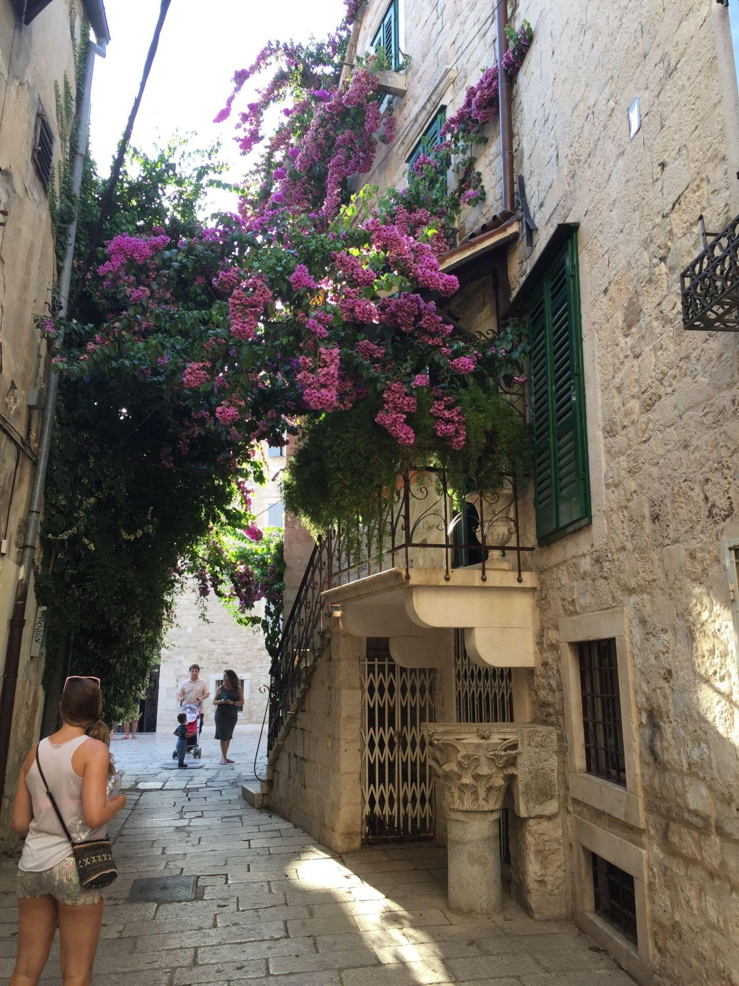 Exploring Diocletian's Palace, Split