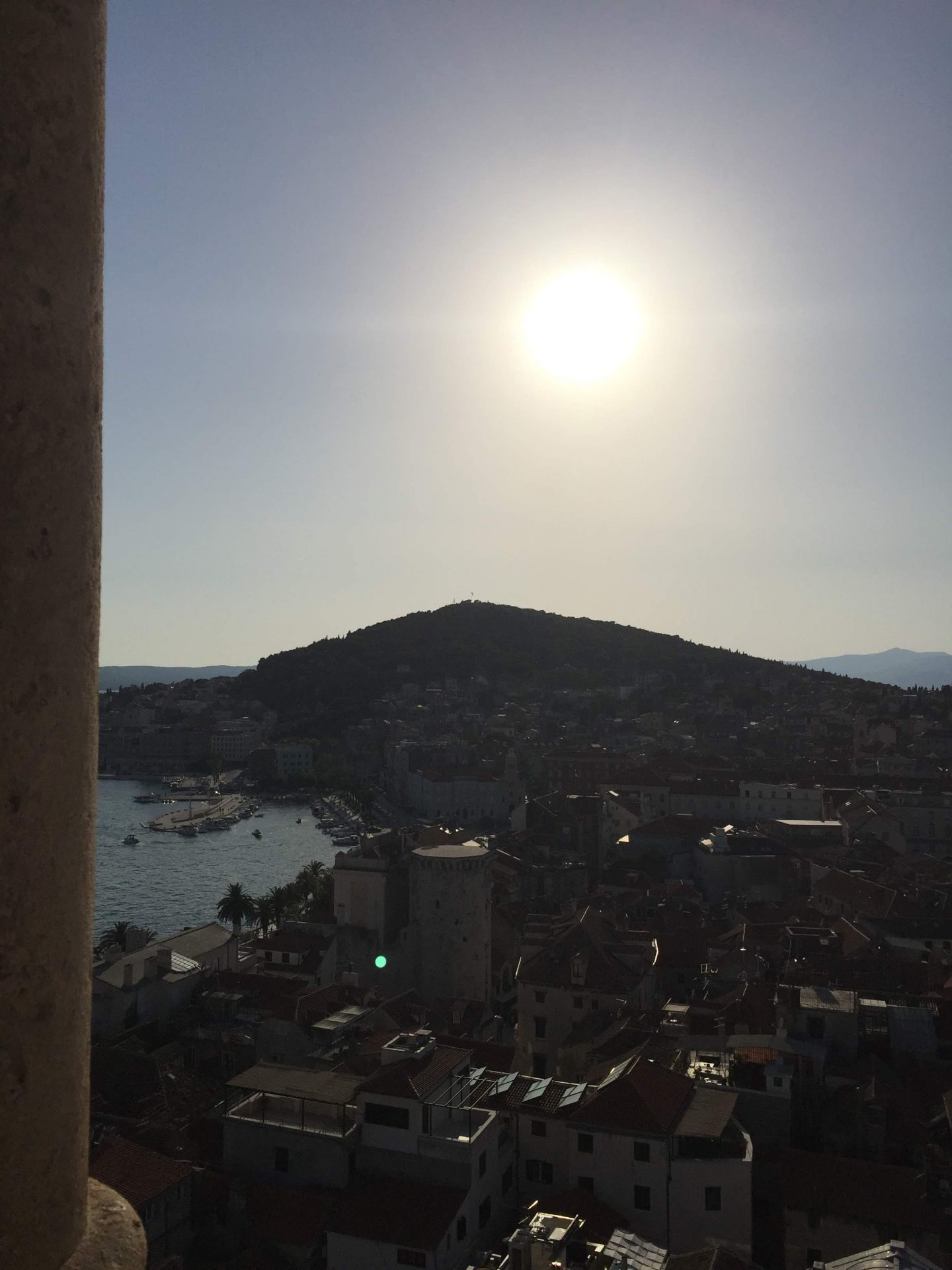 Views from Diocletian's Palace, Croatia