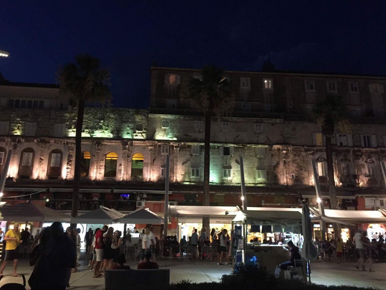 Split by night