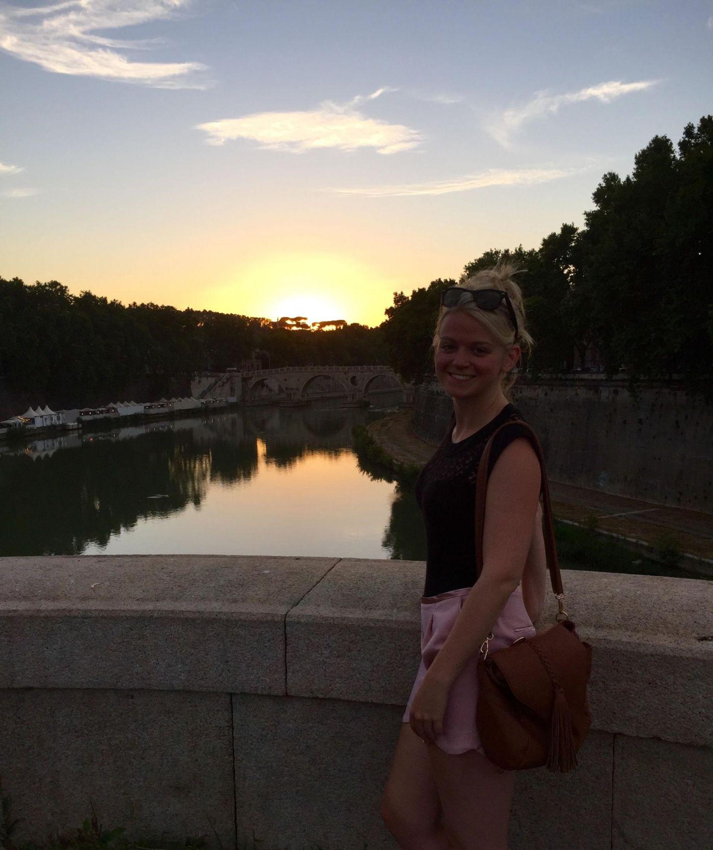 Laura in Trastevere, Rome