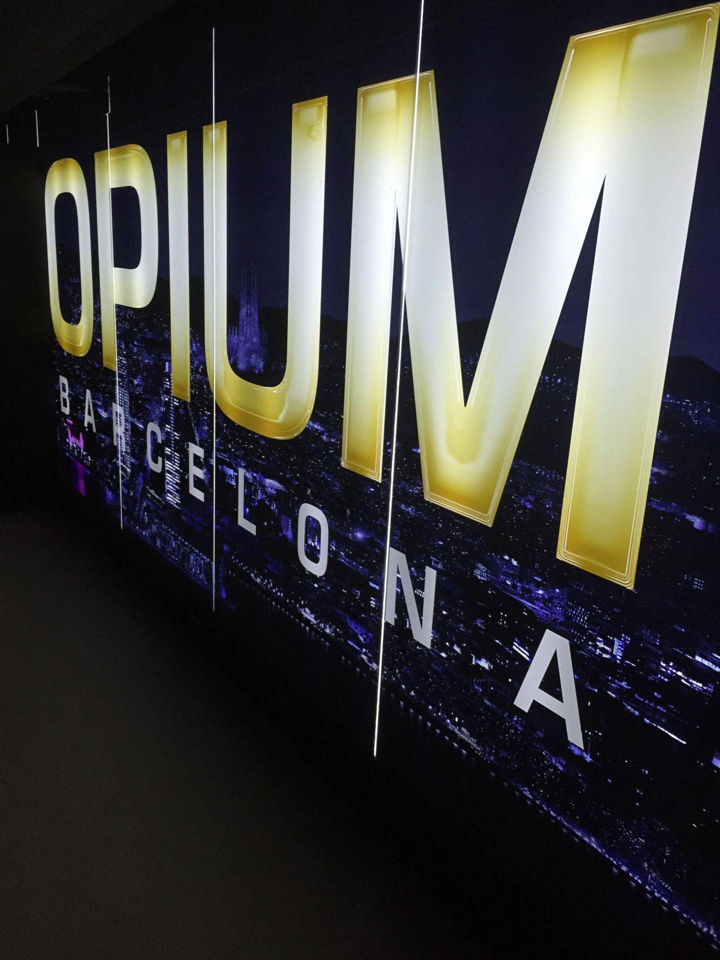 Opium, Barcelona