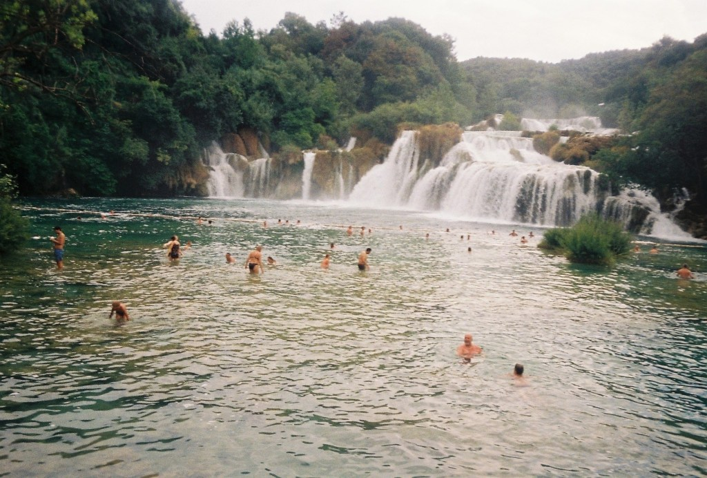 Skradinski Buk falls, Krka National Park