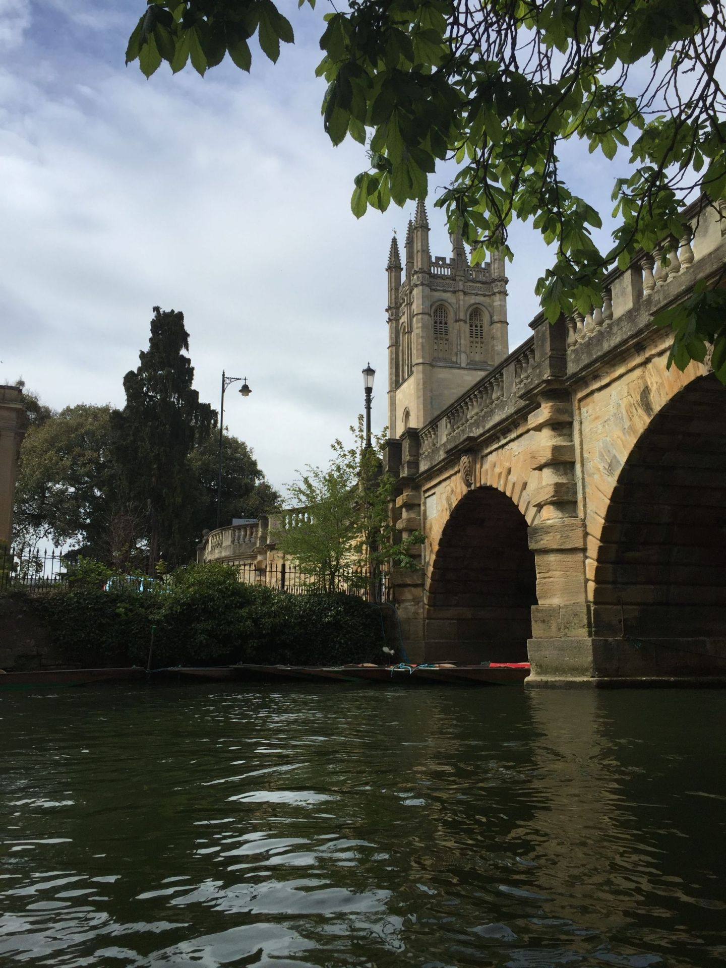Magdalen Bridge, Oxford