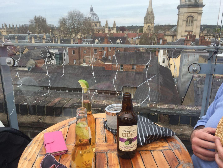 Varsity Club rooftop