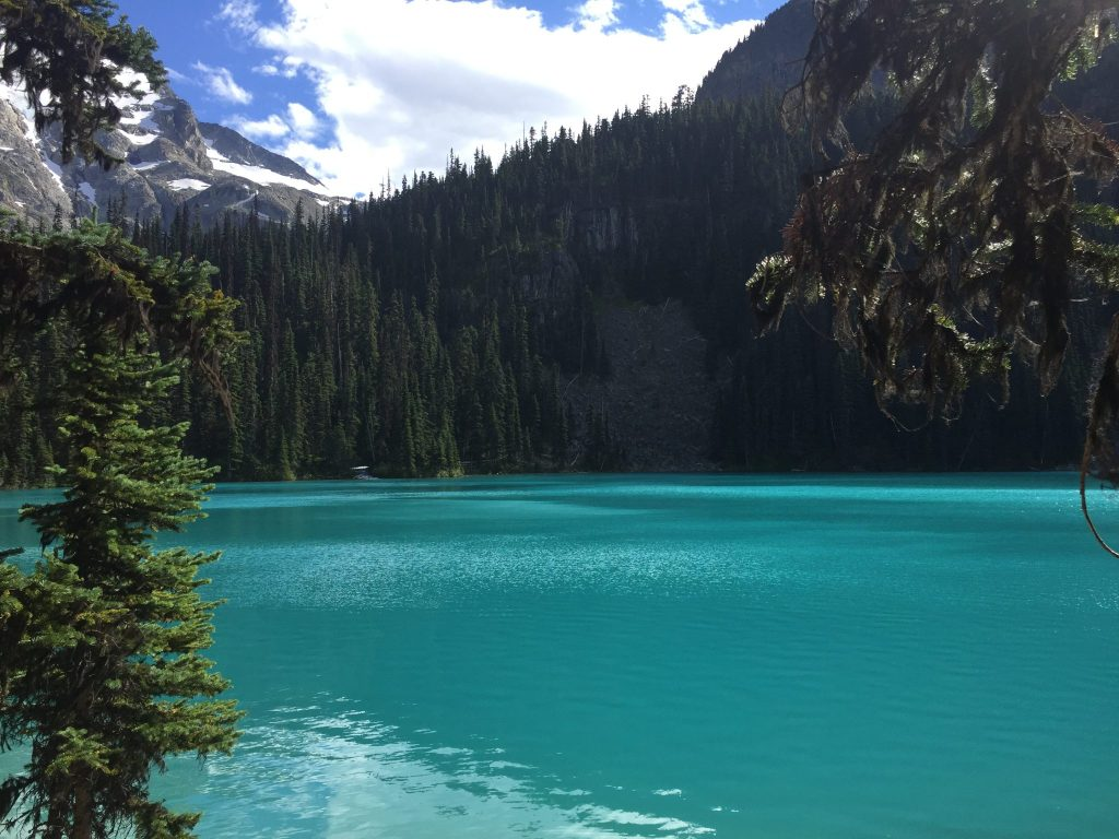 Middle Joffre Lake, near Pemberton, Whistler
