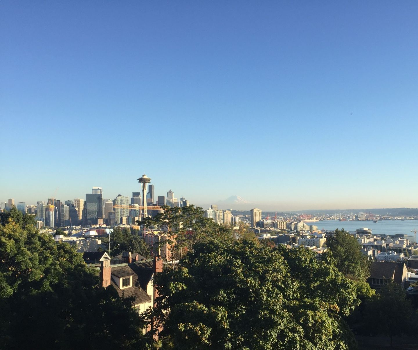 Kerry Park, Seattle