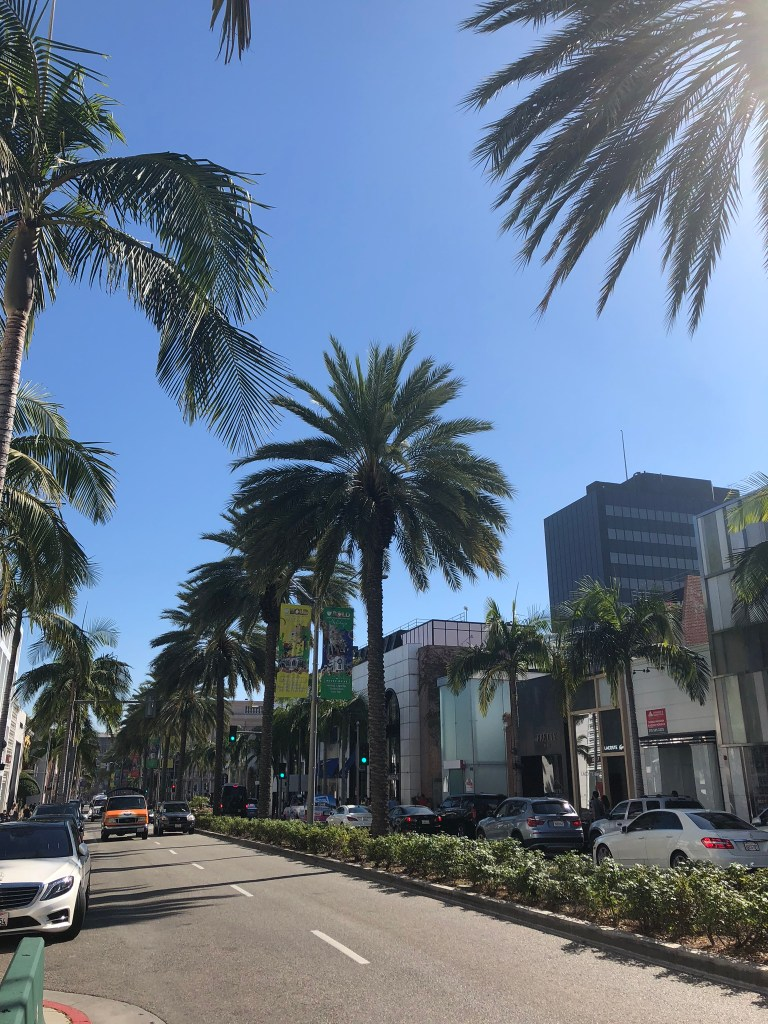 Top things to do in Los Angeles: Rodeo Drive in Beverly Hills