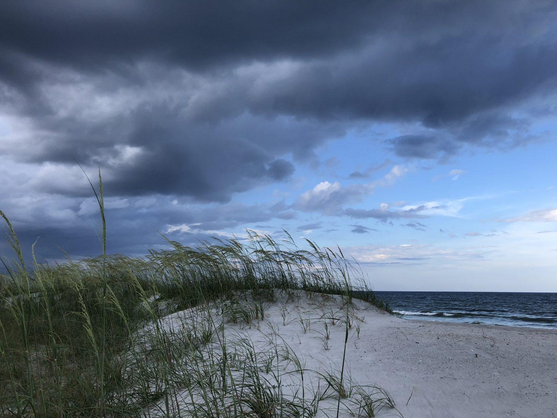 Atlantic Beach near Jacksonville, Florida