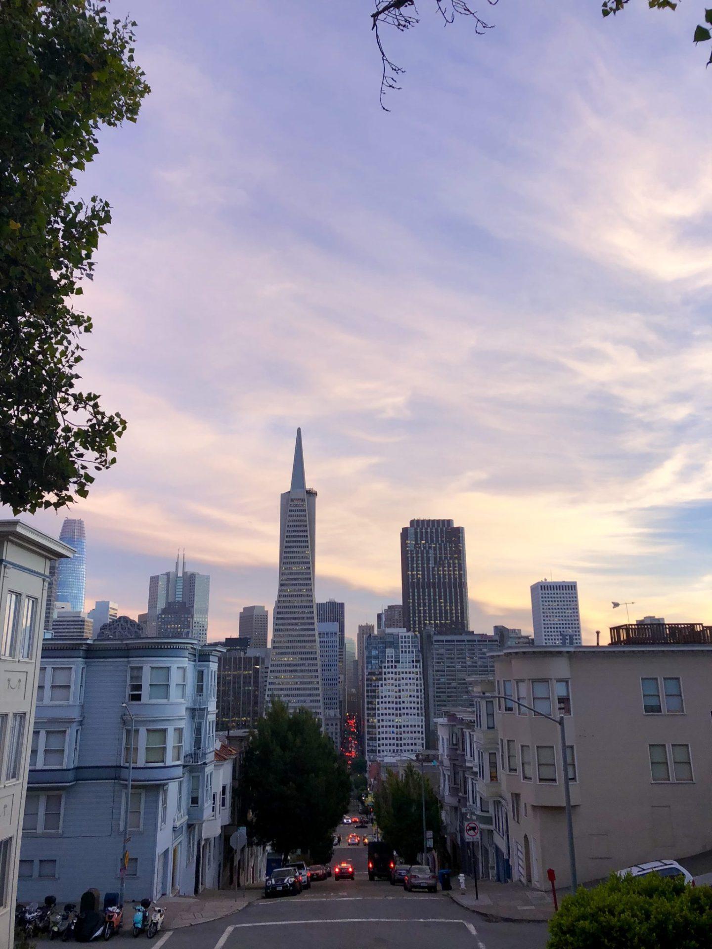 San Francisco: What I Did in a Week