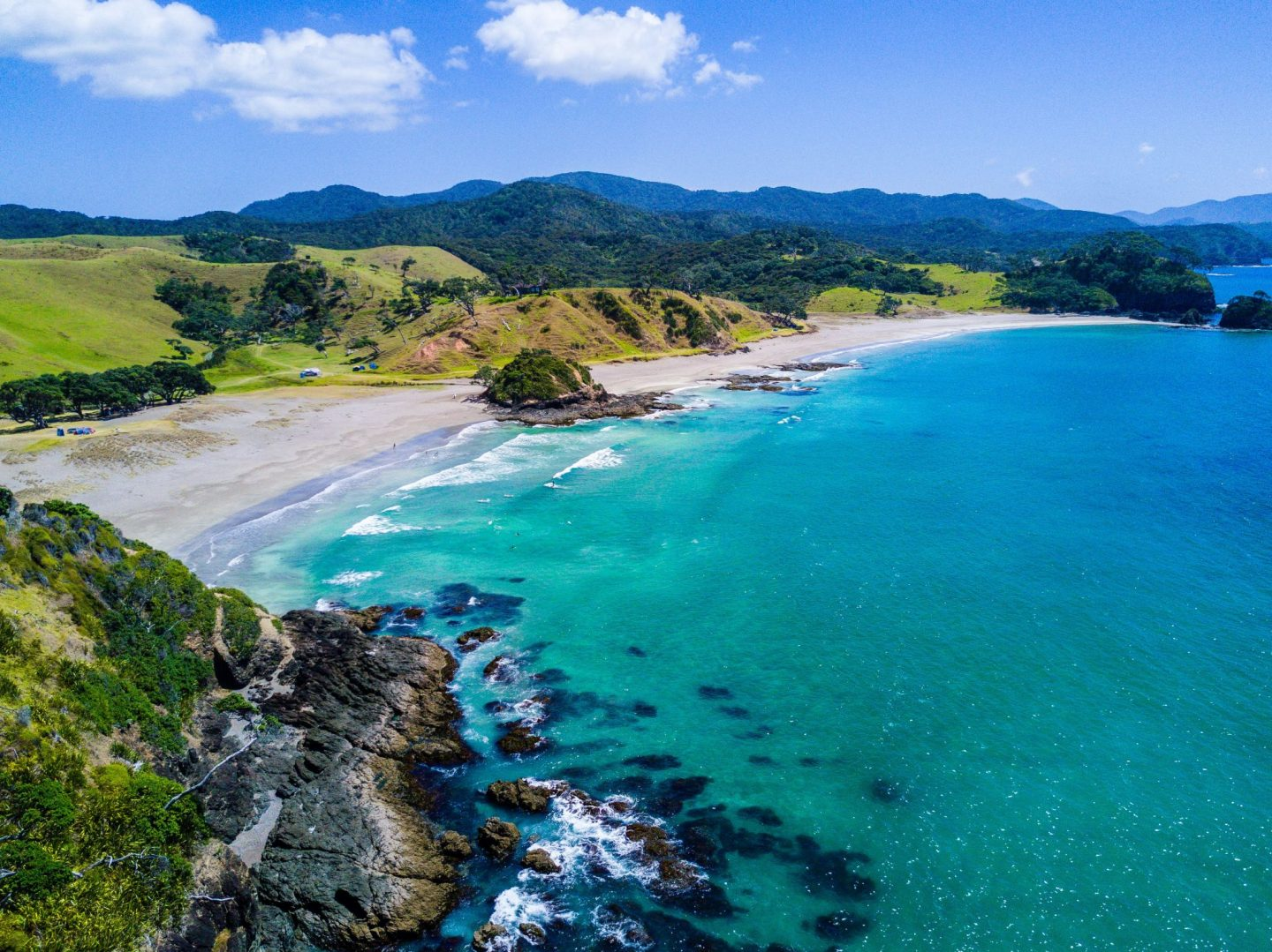 Travel wish list: New Zealand