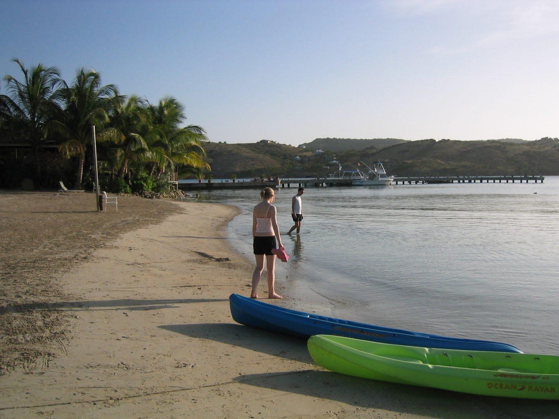 St James Bay, Antigua