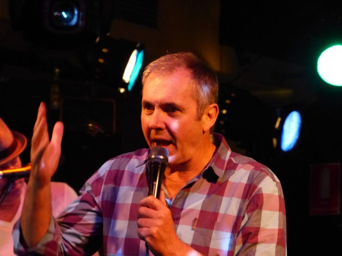 Karl Kennedy from Neighbours in Melbourne