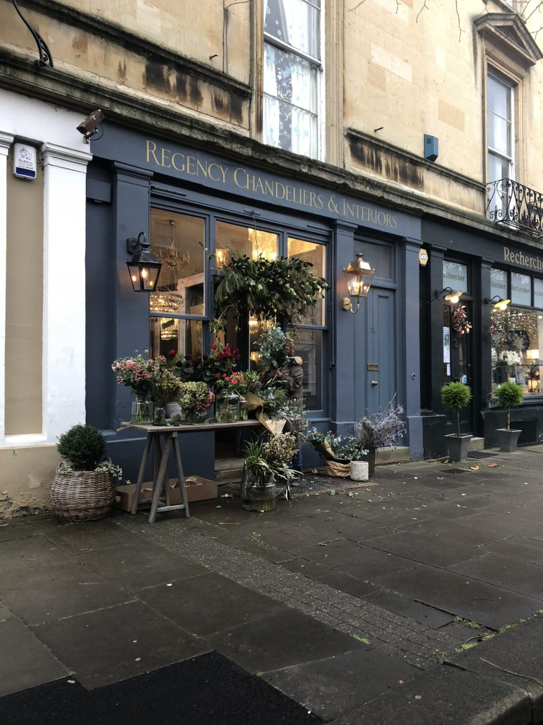 Shops in Montpellier, Cheltenham