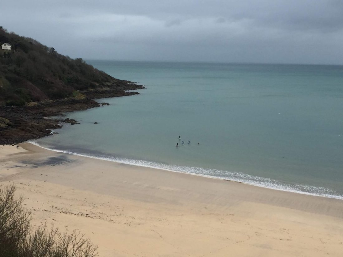 My favourite beaches: Carbis Bay, Cornwall