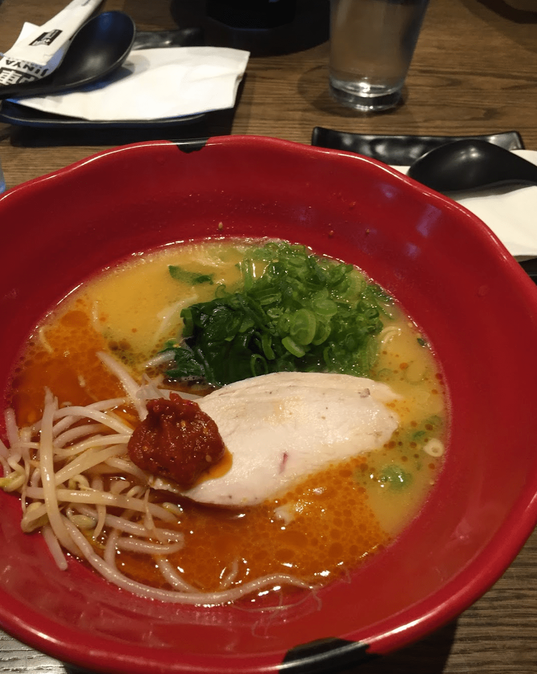 What to eat in Vancouver: ramen from Jinya Ramen, Vancouver