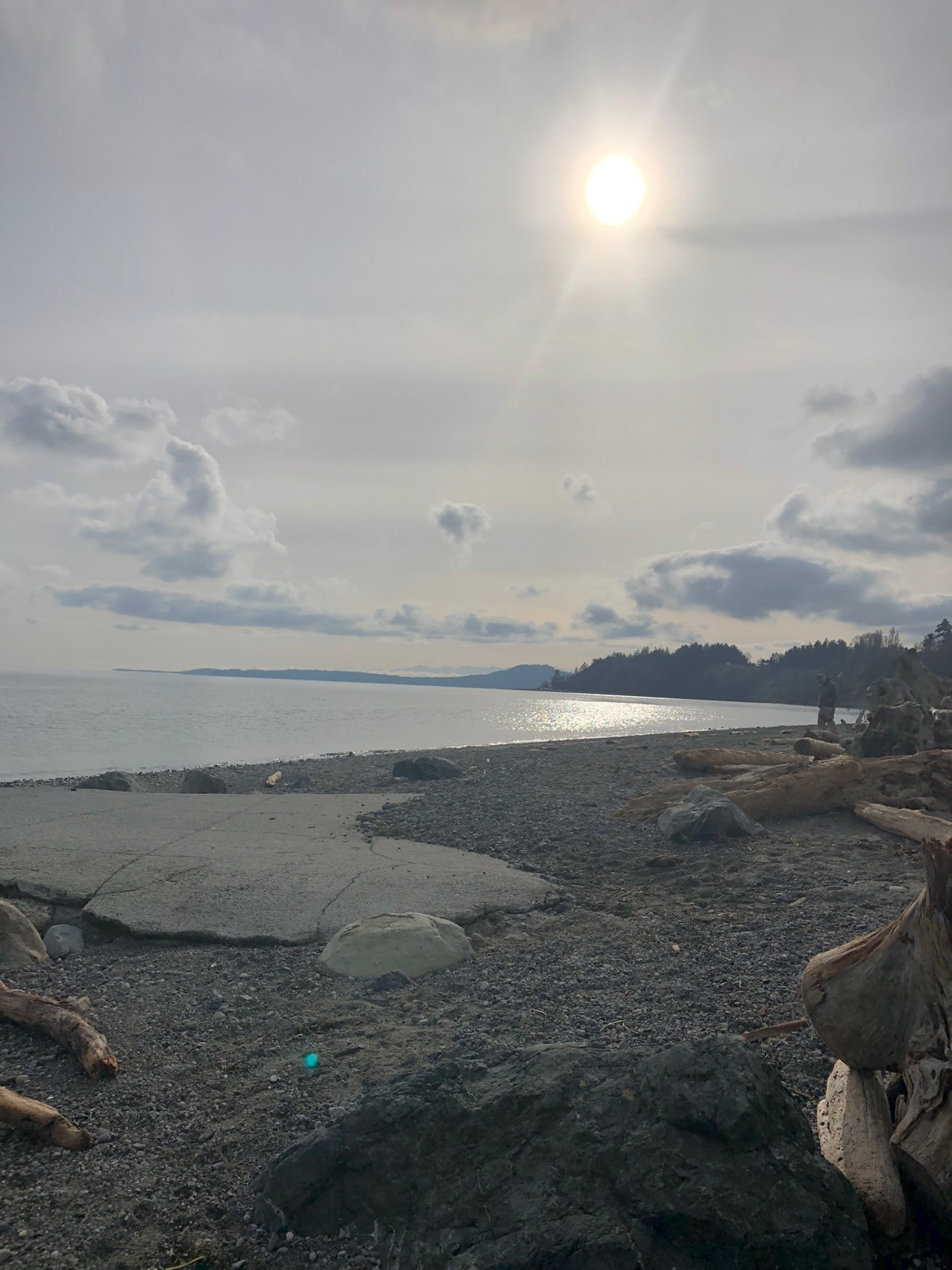 Island View Beach, Vancouver Island