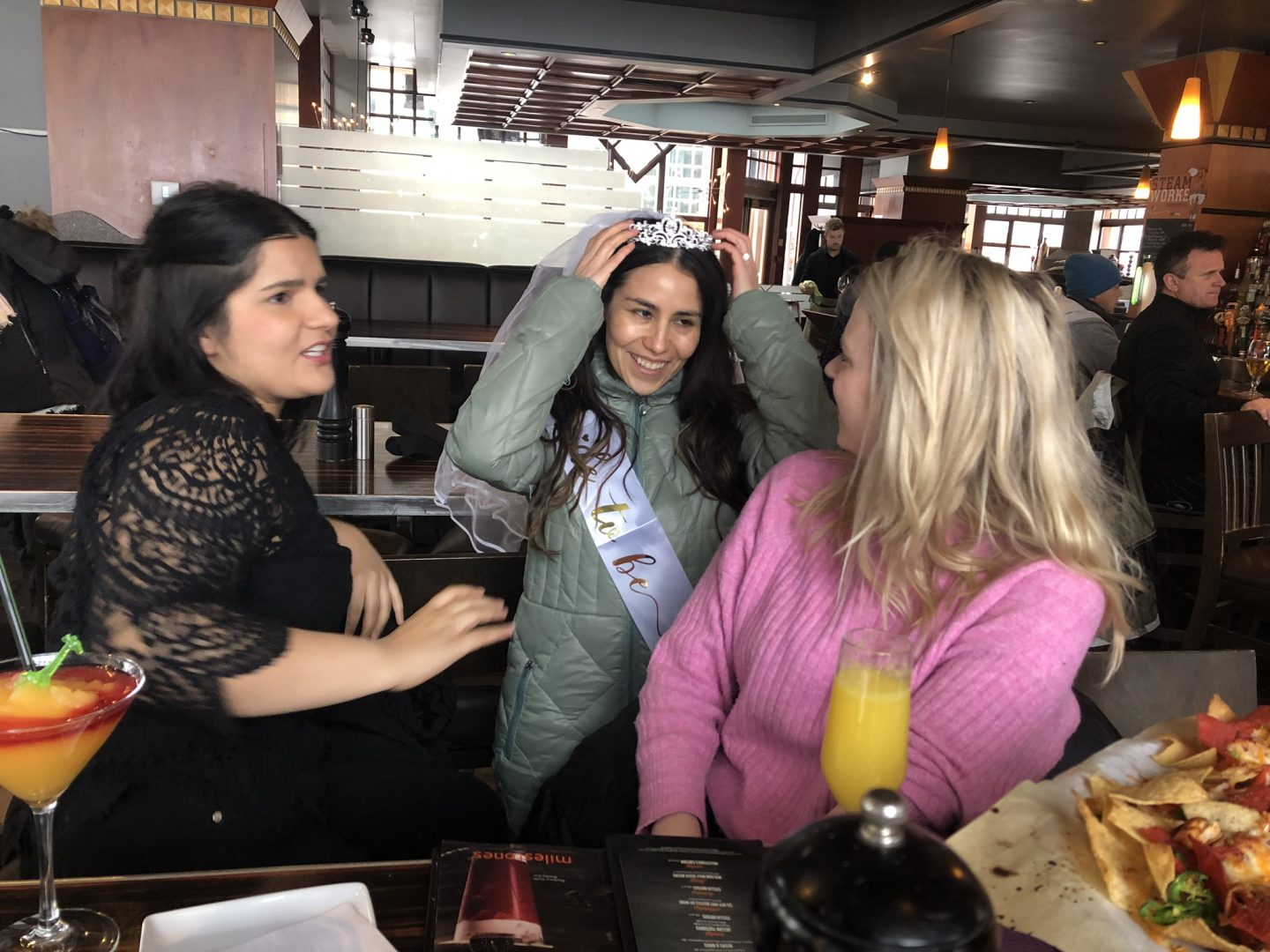 Bachelorette in Whistler, British Columbia