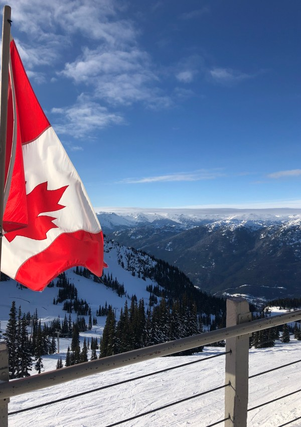 Living in Vancouver: Whistler is a short drive away