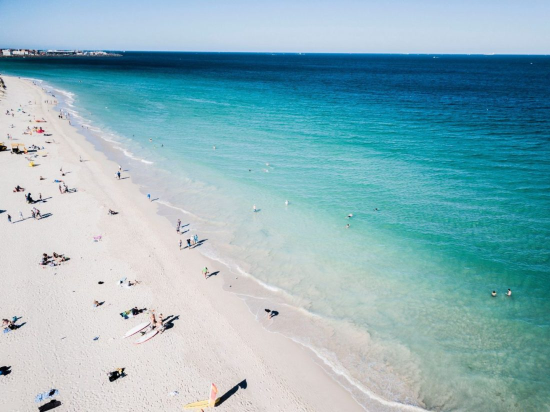 Top travel destinations for 2019: Leighton Beach, Perth, Australia
