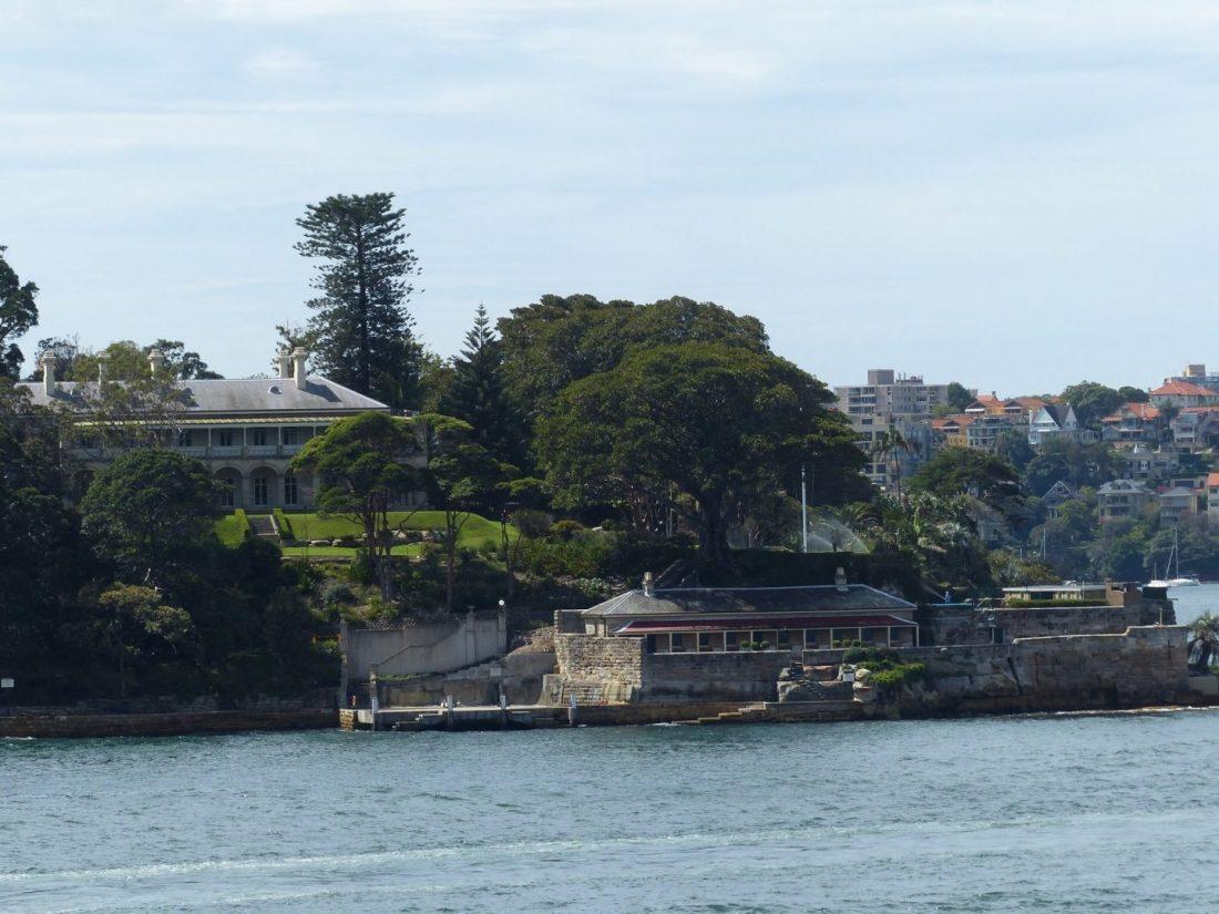 Admiralty House, Sydney