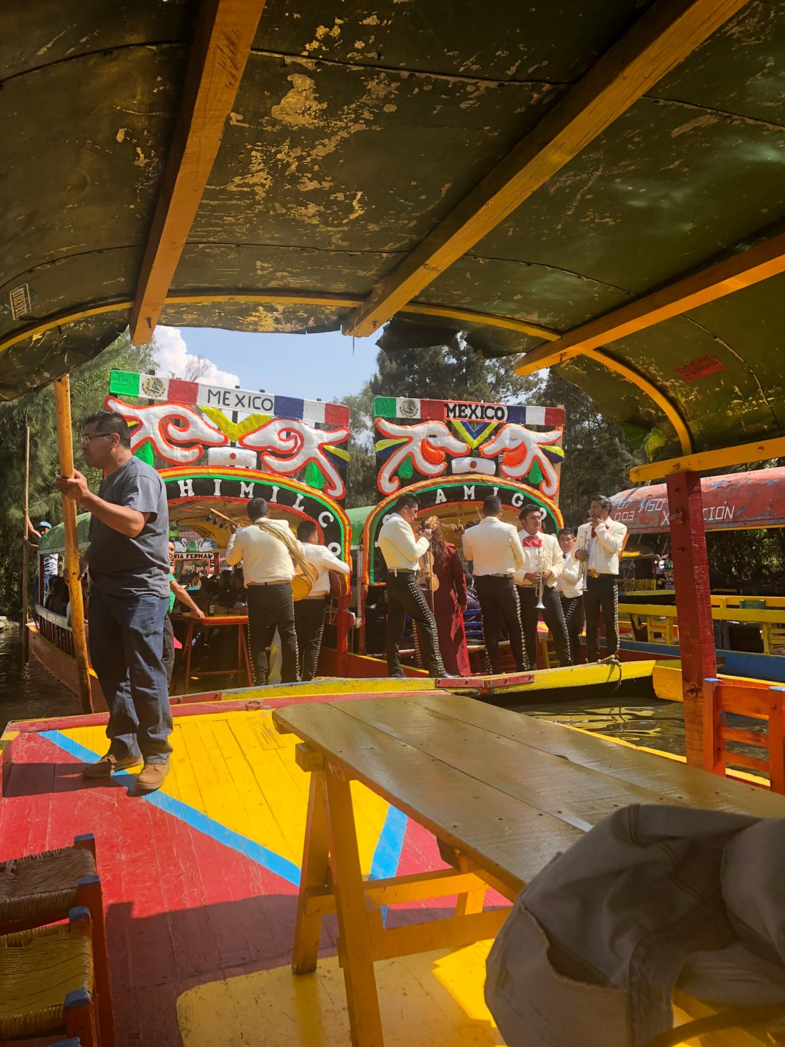 Mexico City itinerary: Xochimilco