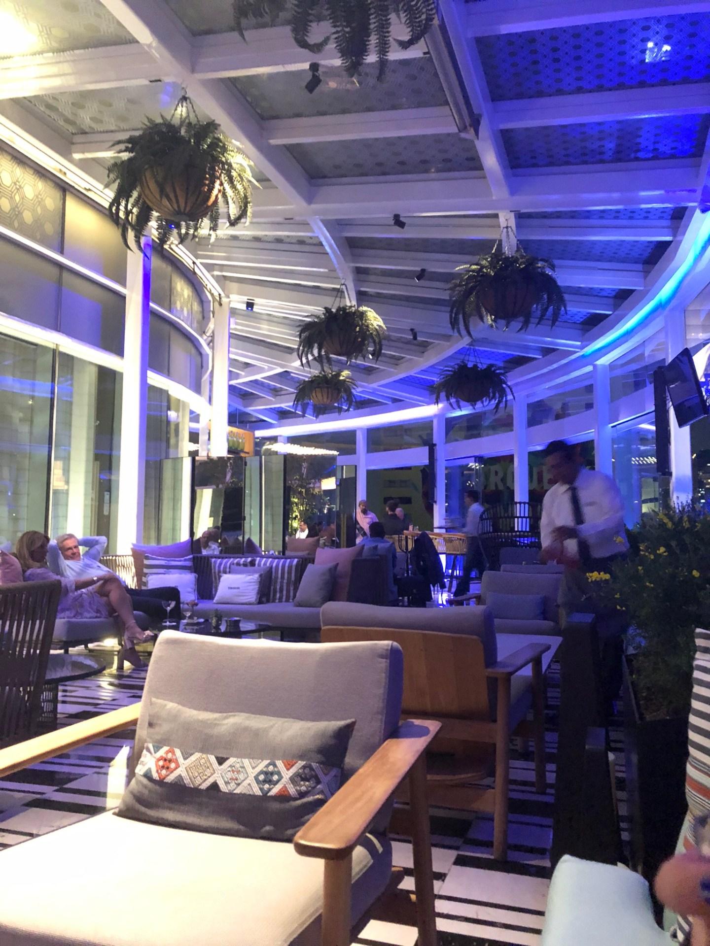 King Cole Bar, St. Regis Mexico City