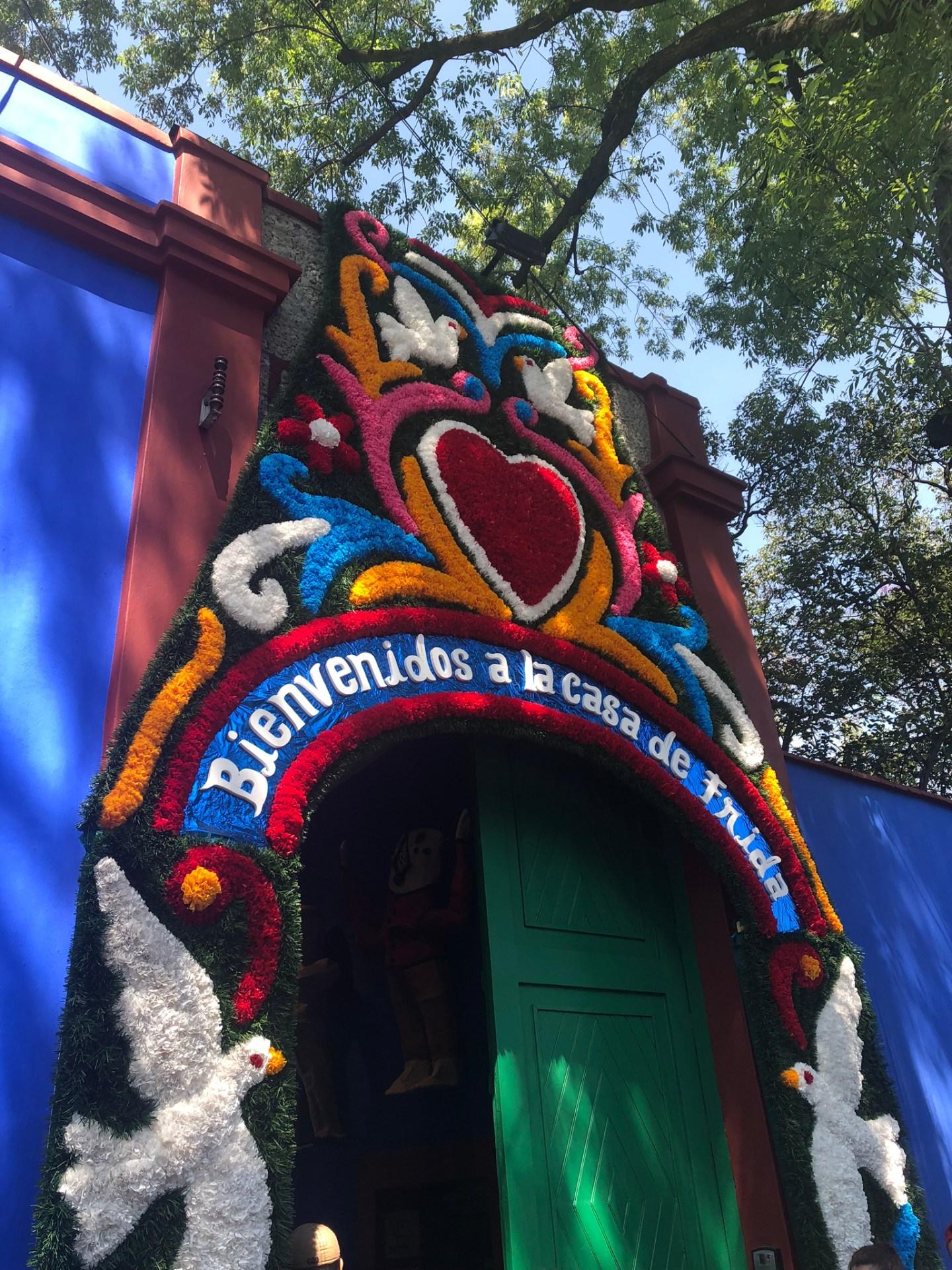 Casa de Frida Kahlo