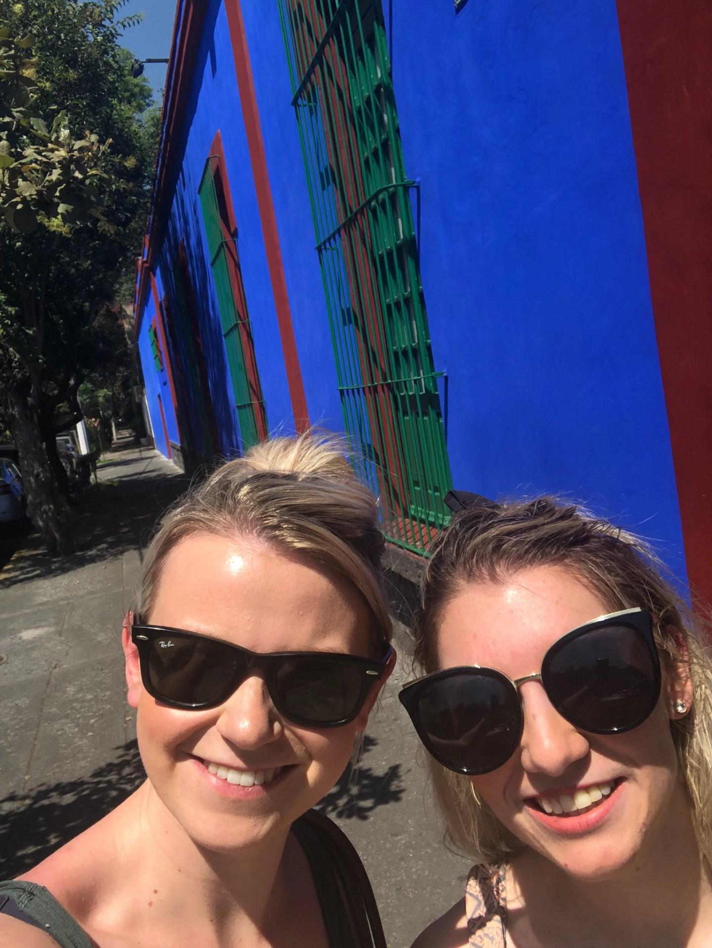 Casa Azul de Frida Kahlo, Mexico City