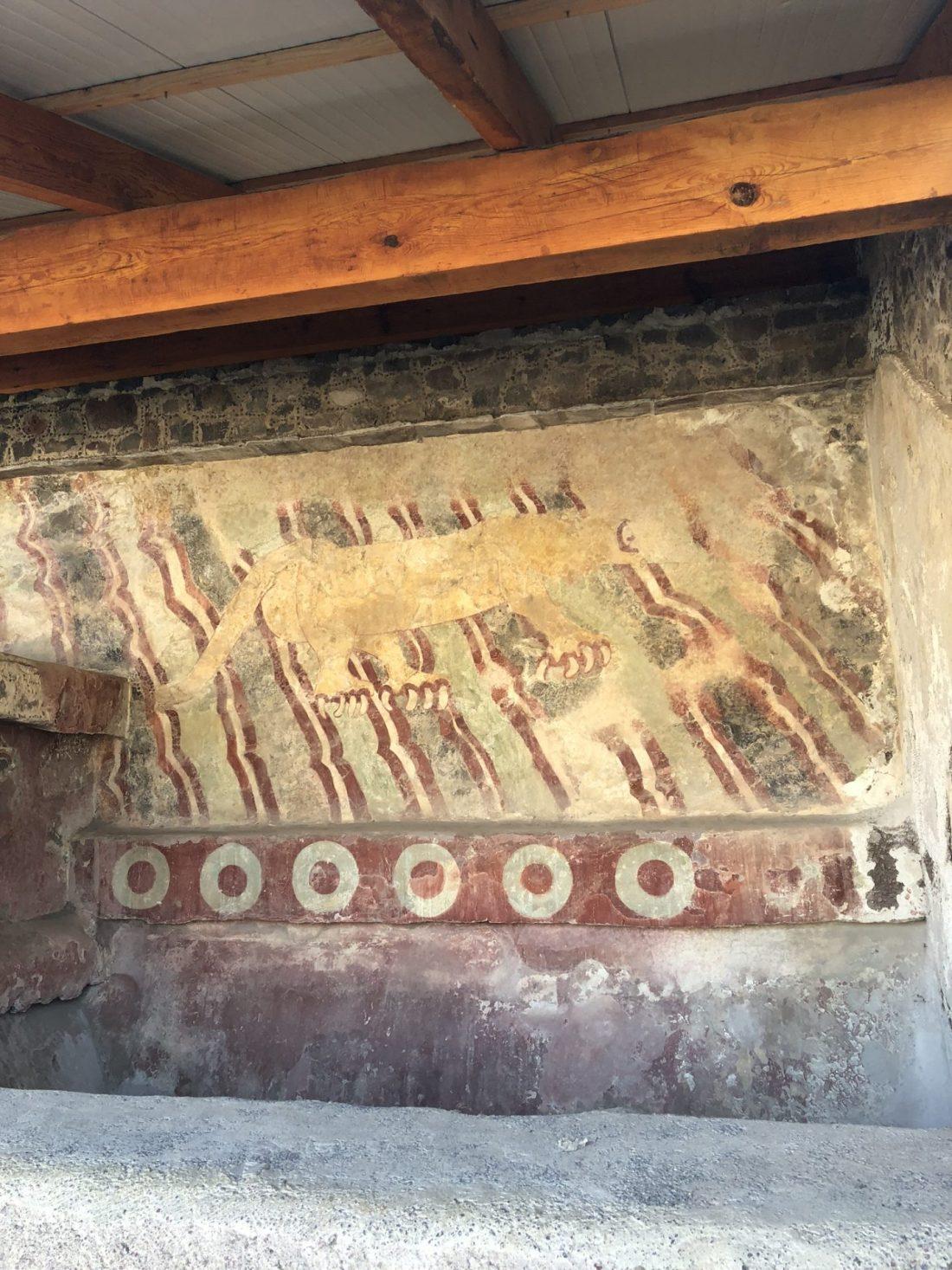 Mayan hieroglyphics