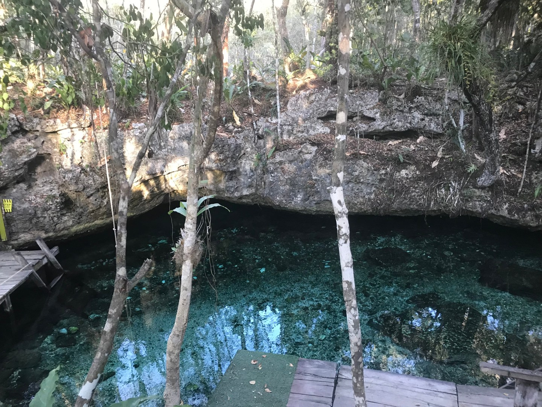 Cenote Gloria, Mexico