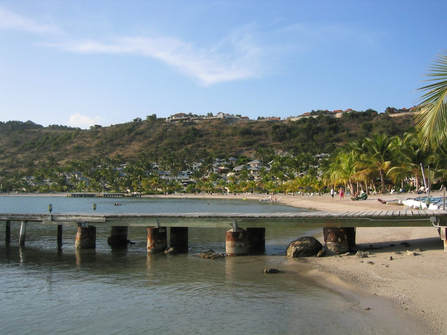 Mamora Bay Beach, Antigua