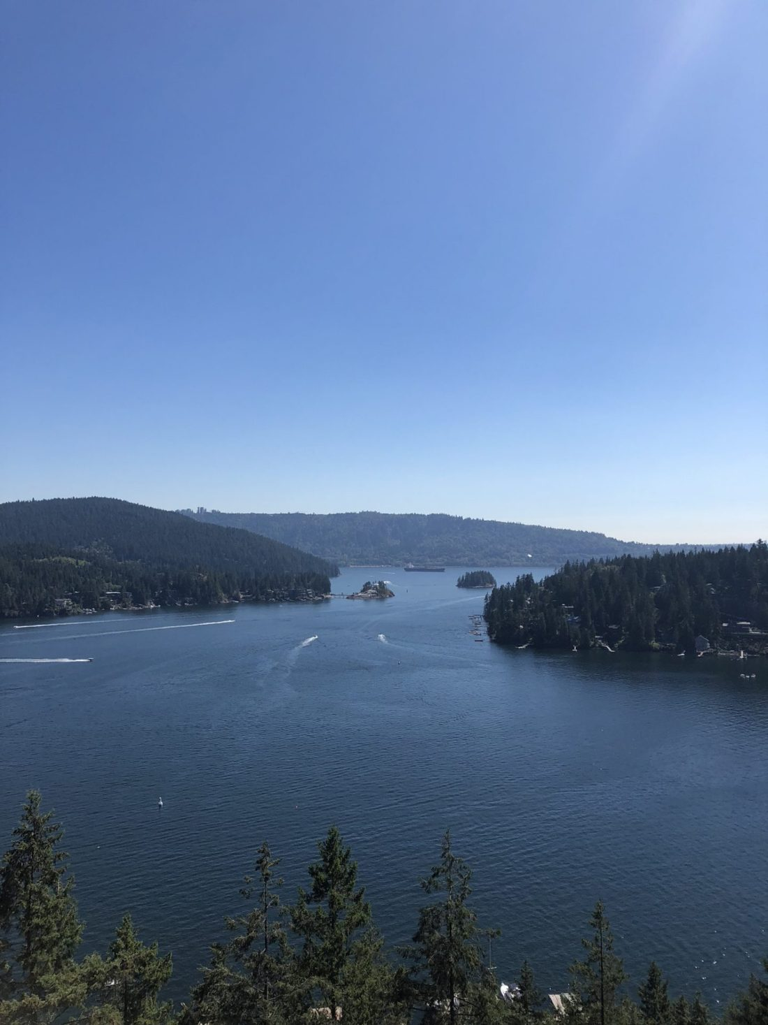 Living in Vancouver: Quarry Rock at Deep Cove