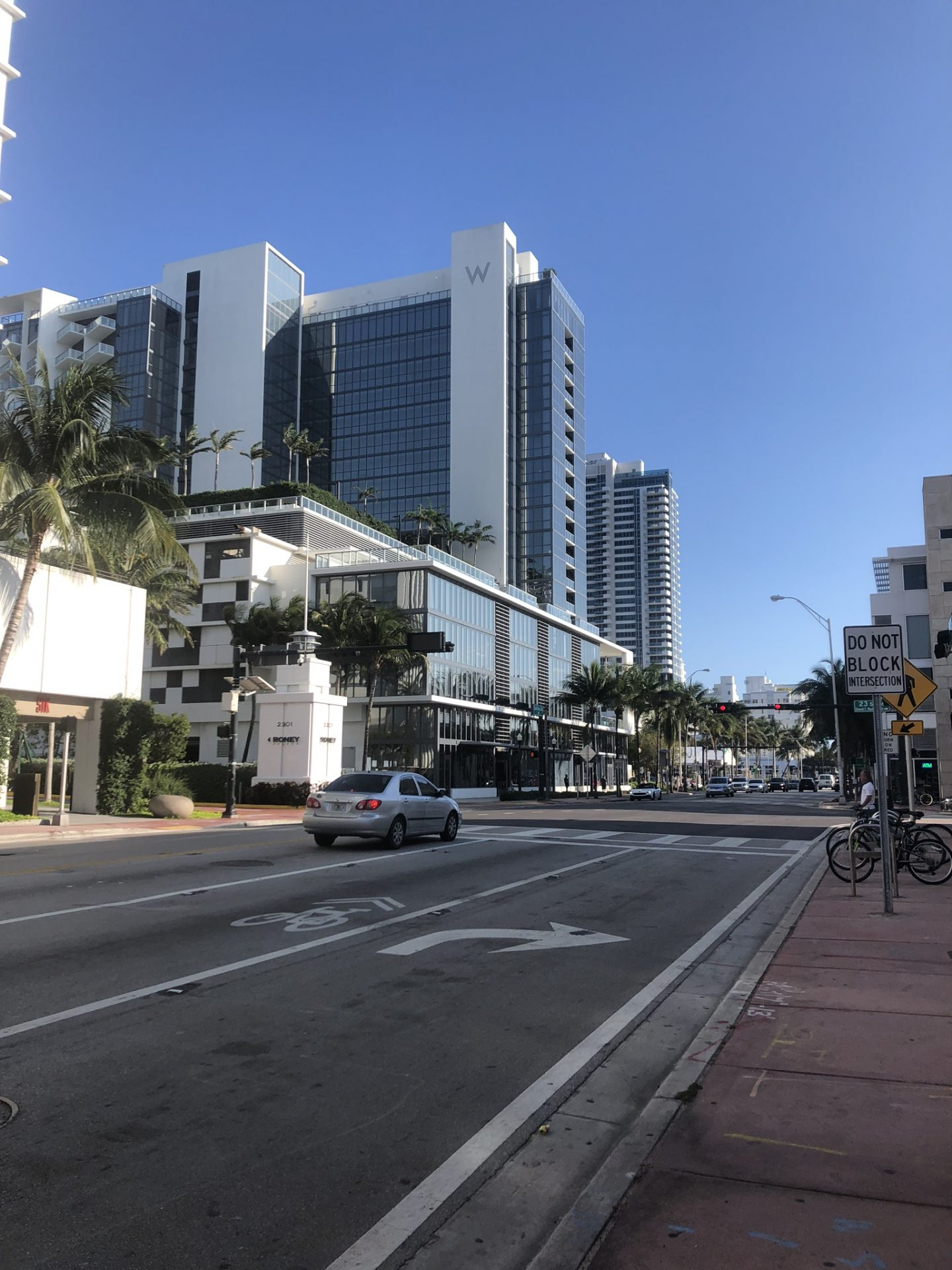Collins Avenue, Miami