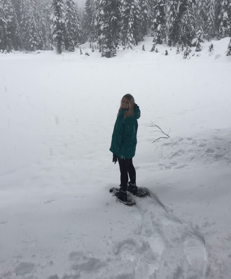 What to do in Vancouver: snowshoeing on Mount Seymour